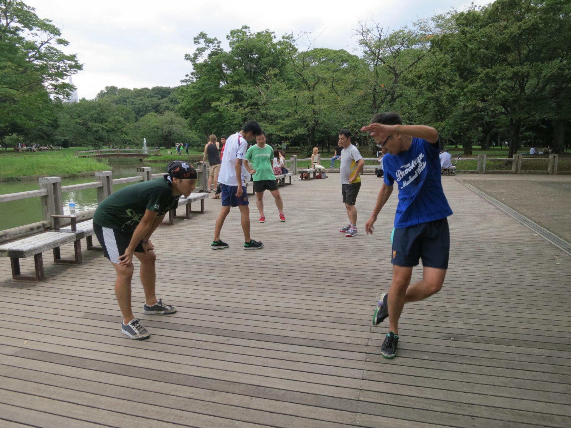 9/22(火)公園シュレッド@代々木公園 開催!